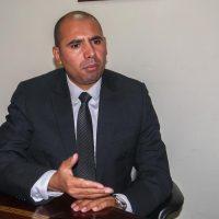 حاتم الهادى، العضو المنتدب لشركة فينكورب للاستشارات المالية