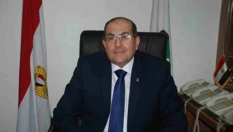 أيمن عبدالمنعم محافظ سوهاج