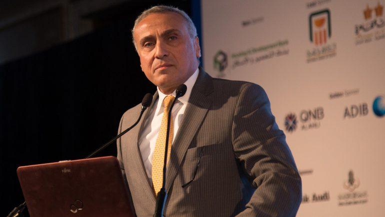 جمال نجم نائب محافظ البنك المركزي