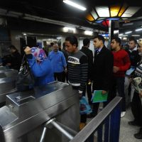 مترو الانفاق - صورة ارشيفية