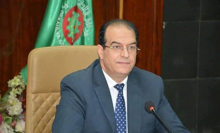 احمد الشعراوى محافظ الدقهلية