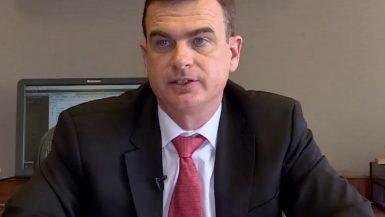 أندرياس هيرجنروتر الرئيس التنفيذى للغرفة الألمانية