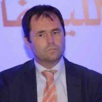 وليام يان بلوك مدير عام شركة جانسن للأدوية بمصر