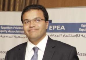 يوسف ايوب الشريك المدير لشركة تنمية فينشر كابيتال TCV