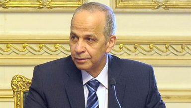 محمود عشماوى محافظ القليوبية