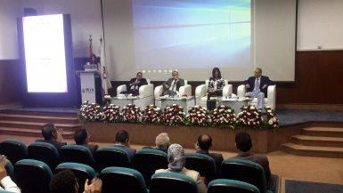 ندوة جذب استثمارات المصريين فى الخارج بجامعة مصر الدولية