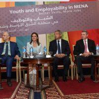 سحر نصر: مصر تمتلك ثروة شبابية هى الأذكى في العالم