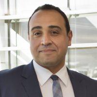 احمد شمس الدين رئيس قطاع البحوث بالمجموعة المالية هيرميس
