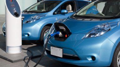 السيارات الكهربائية