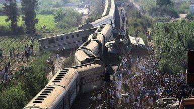 قطار الاسكندرية
