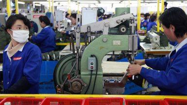 مصانع كوريا الشمالية