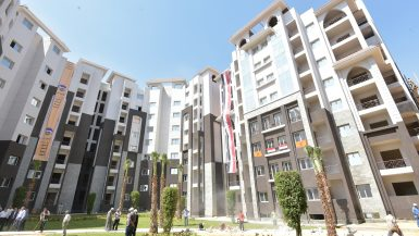 طرح وحداتالحىالسكنىفىالعاصمة الإدارية (2)