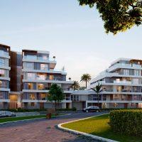 عمارات سكاي كوندوز في مشروع فيليت التابع لشركة سوديك