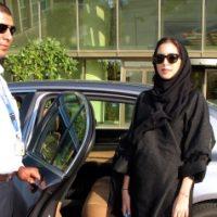 أوبر وكريم في السعودية