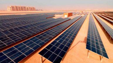 محطة شمسية