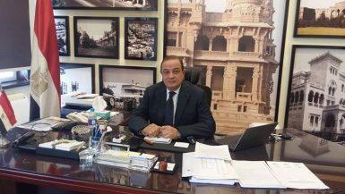 هانى الديب رئيس مجلس إدارة شركة مصر الجديدة للإسكان والتعمير 1