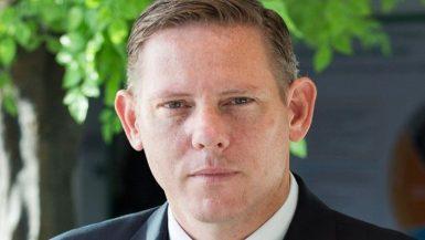 كاسبار هيرزبرغ رئيس شركة «شنايدر إليكتريك» لمنطقة الشرق الأوسط وأفريقيا