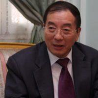 سونج أيقوه السفير الصينى فى القاهرة