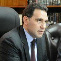 المستشار خالد النشار نائب رئيس الرقابة المالية