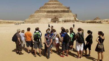 المرشدين السياحيين