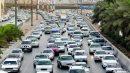 سيارات في شوارع السعودية