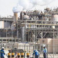 القطاع الصناعي بالسعودية