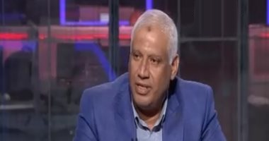 أشرف سلطان رئيس الشركة المصرية للرمال السوداء