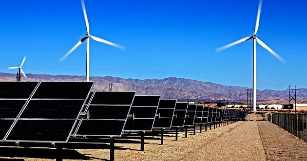 الاستثمار فى الطاقة المتجددة