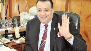 محمد سعد العضو المنتدب المصرية للتكرير