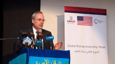 توماس جولدبرجر، القائم بأعمال السفير الأمريكى بالقاهرة