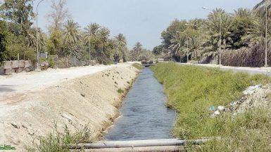 الموارد المائية والري