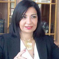 داليا عبد القادر المدير العام للبنك العربي الأفريقي