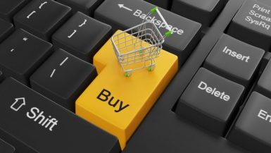الجمعة السوداء والتجارة الالكترونية