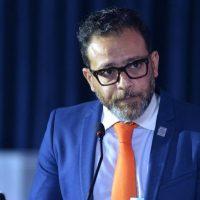 عمرو طه مدير مكتب المنظمة الدولية للهجرة