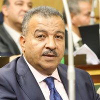 محمد العمارى رئيس لجنة الصحة بمجلس النواب