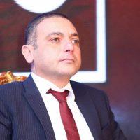 أحمد البحيرى الرئيس التنفيذى للشركة المصرية للاتصالات