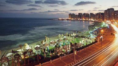 كورنيش-الإسكندرية