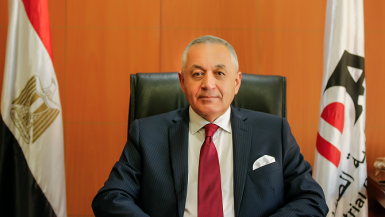 المهندس أحمد عبد الرازق رئيس الهيئة العامة للتنمية الصناعية (2)