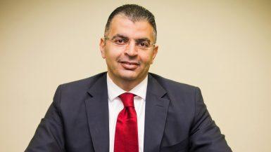 عمرو أبوالعينين ، رئيس قطاع إدارة الأصول بسي آي كابيتال