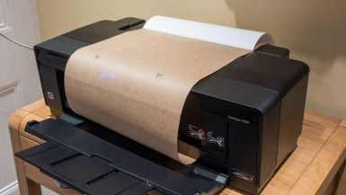 الطباعة والورق