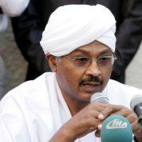 مبارك الفاضل وزير الاستثمار ونائب رئيس الوزراء السودانى