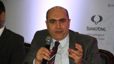 عمرو أبوفريخة رئيس المجلس التصديرى للصناعات الهندسية