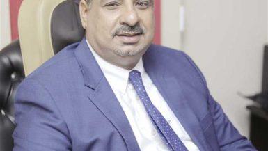 محمود كامل شركة «المعالم الدولية» aic للحلول الأمنية المتكاملة والبطاقات الذكية