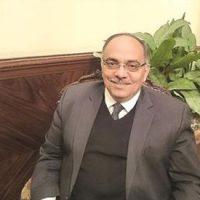 شريف وديع مستشار وزير الصحة