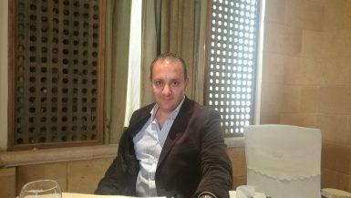 تامر صادق المدير العام لشركة القاهرة للتخصيم