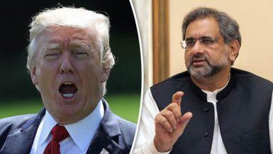 الأزمة الباكستانية الأمريكية