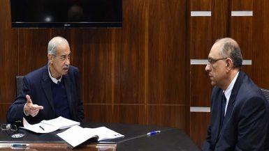طارق توفيق نائب وزير الصحة