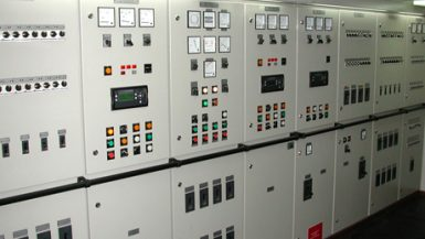 لوحات كهرباء