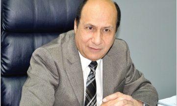 باسم جوهر رئيس مجلس إدارة شركة مصر للطيران للشحن الجوى