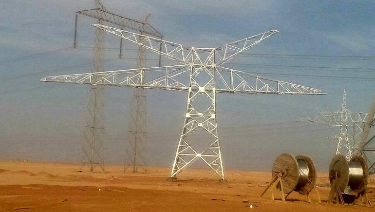مشروعات الطاقة الشمسية فى اسوان